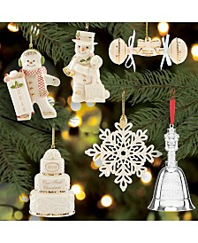 Lenox 2019 Annual Ornaments