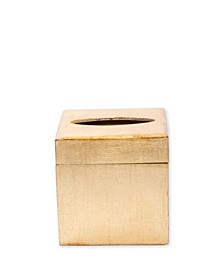 Florentine Wooden Tissue Box