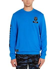 Men's Patch Graphic Sweatshirt
