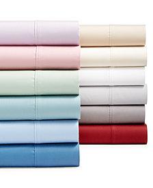 AQ Textiles Monroe 4-Pc. Sheet Sets, 1000 Thread Count Egyptian Blend