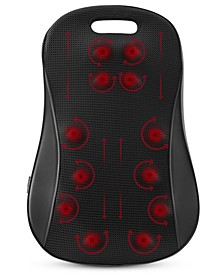 Full Back Massager - Electronic Shiatsu Back Massager with Heat