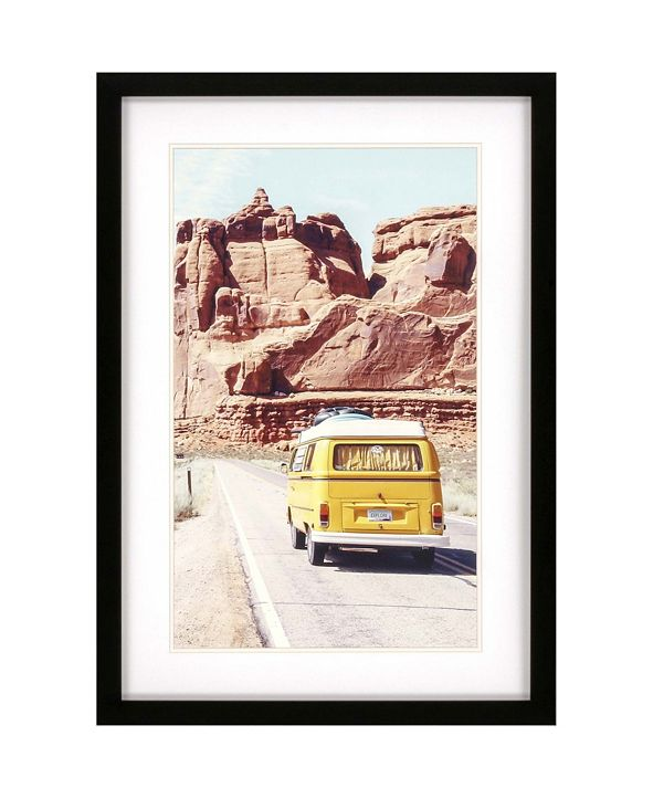 "Paragon Road Trip Framed Wall Art, 39"" x 27"""