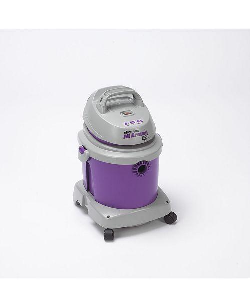 Shop-Vac 4 Gallon 4.5 Peak HP All Around EZ Wet Dry Vacuum