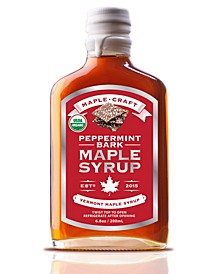 Peppermint Bark Vermont Maple Syrup Organic