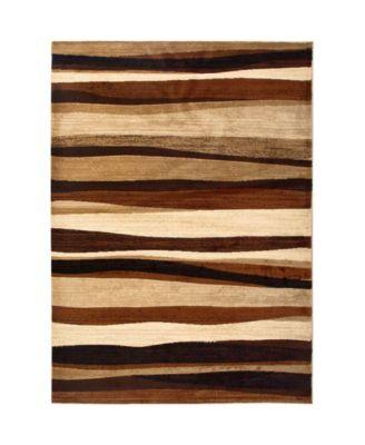 CLOSEOUT! Global Rug Design Brighton BRI11 Brown 2'2