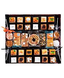 Deluxe Assortment of Spooky Halloween-Themed Rice Krispie Treats
