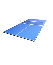 4-Piece Tetra Conversion Table Tennis Top with Net Set