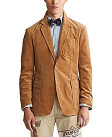 Men's Stretch Corduroy Sport Coat