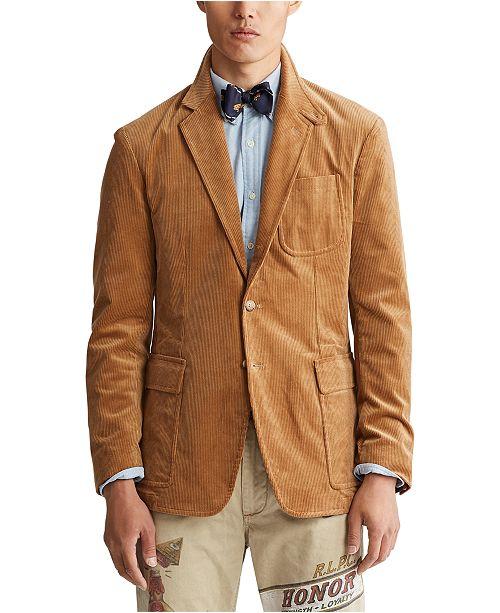 Polo Ralph Lauren Men's Stretch Corduroy Sport Coat