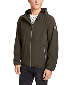 Men's Hooded Soft Shell Jacket