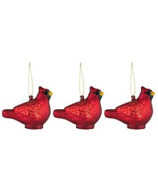 Mini Cardinal Figurines - Set of 3