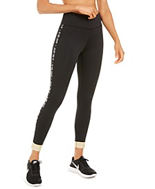 Women's One Dri-FIT Cuffed Leggings