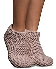 Hand Knit Cute Boot