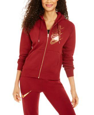 Sportswear Shine Metallic Logo Sweatpants