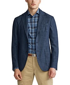 Men's Stretch Blazer Sport Coat