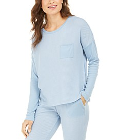 Thermal Pajama Top, Created For Macy's
