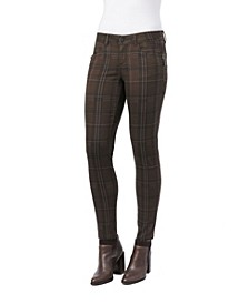 AB Solution Mid Rise Size Zip Jegging