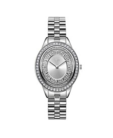 Women's Bellini Diamond (1/8 ct. t.w.) Watch in Stainless-steel Watch 30mm