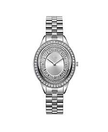 JBW Women's Bellini Diamond (1/8 ct. t.w.) Watch in Stainless-steel Watch 30mm