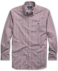 Men's Classic Fit Easy Care Poplin Shirt
