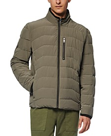 Men's Carlisle Stretch Packable Moto Jacket