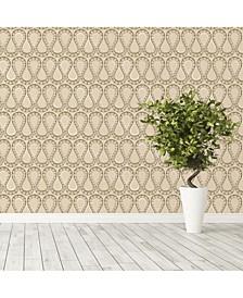 Genevieve Gorder for Sexy Serpentine Self-Adhesive Wallpaper