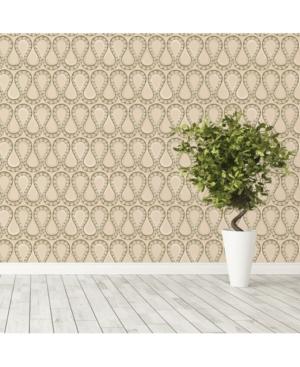 Genevieve Gorder for Tempaper Sexy Serpentine Self-Adhesive Wallpaper