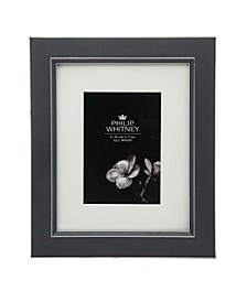 "Grey Basic Wall Frame - 8"" x 10"""