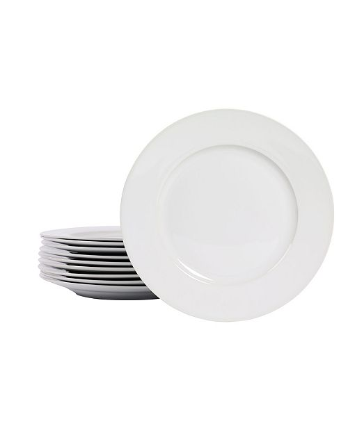 """Tabletops Unlimited 10 pc Catering 10.5"""" Round Dinner Plate"""