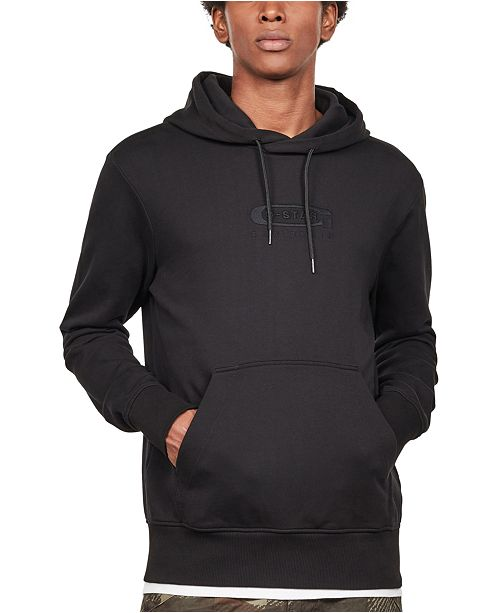 Men's Graphic 16 Core Hooded Sweater