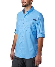 Men's PFG Super Tamiami Grid Pattern Shirt