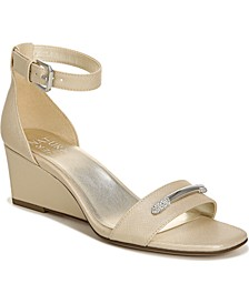 Zenia Ankle Strap Sandals