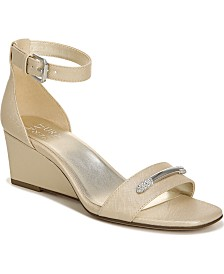 Naturalizer Zenia Ankle Strap Sandals
