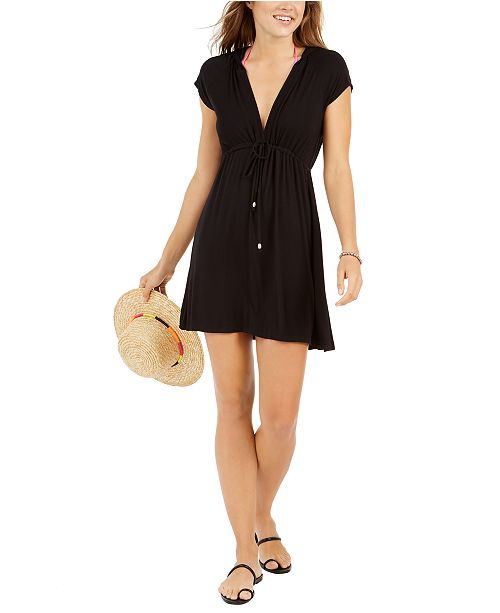 Dotti Resort Hooded Dress Cover-Up