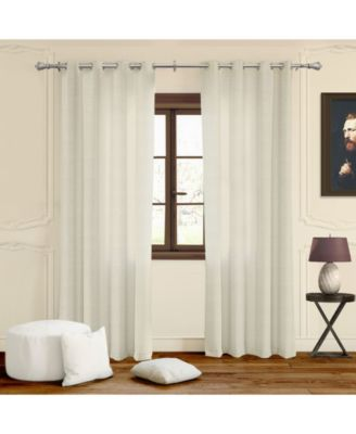 """Grommet Top Curtains, 52"""" W x 96"""" H"""