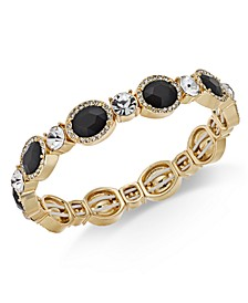 Stone & Crystal Stretch Bracelet, Created For Macy's