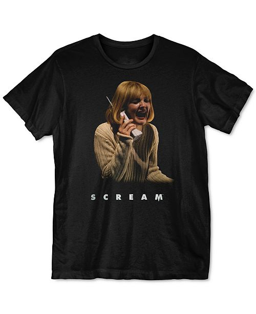 Goodie Scream Men's Graphic T-Shirt
