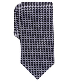 Men's Bayou Mini-Check Tie
