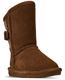 Bearpaw Toddler Girls Boshie Boots from Finish Line