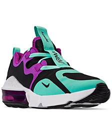 Big Girls Air Max Infinity Casual Sneakers from Finish Line