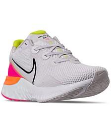 Women's Renew Run Running Sneakers from Finish Line