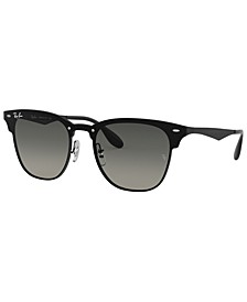 Sunglasses, RB3576N 47 BLAZE CLUBMASTER