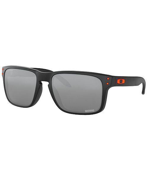 Oakley NFL Collection Sunglasses, Cleveland Browns OO9102 55 HOLBROOK