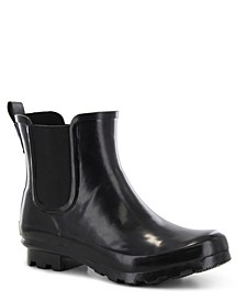 Women's Regular Classic Chelsea Rain Boot