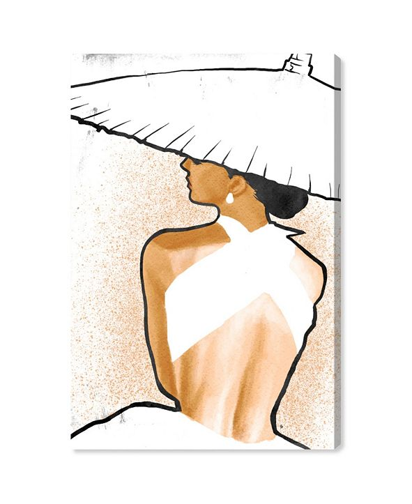 "Oliver Gal Retro Glam I Canvas Art, 24"" x 36"""