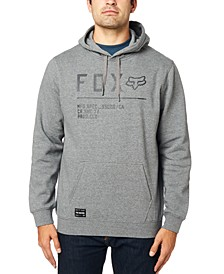 Men's Non Stop Logo Graphic Fleece Hoodie