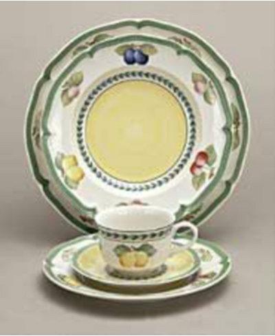 Villeroy boch dinnerware french garden dinner plate for Villeroy and boch plates