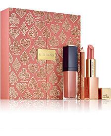 Estée Lauder 3-Pc. Limited Edition High Roller Nude Lips Gift Set