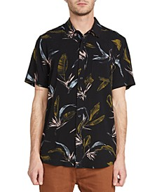 Men's Faxer Floral Short Sleeve Shirt