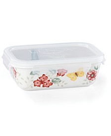 Butterfly Meadow Kitchen Rectangular Store & Serve, Created for Macy's